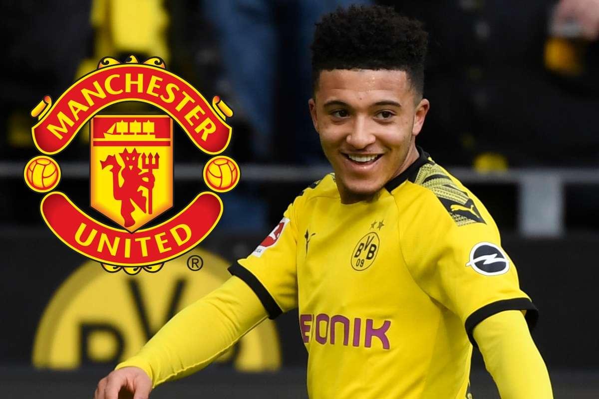 Jadon Sancho shuts down suggestion of Manchester United transfer distraction - Bóng Đá