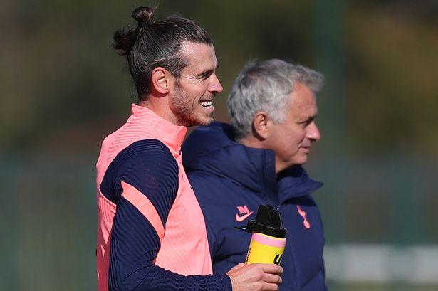 Jose Mourinho has helped Gareth Bale