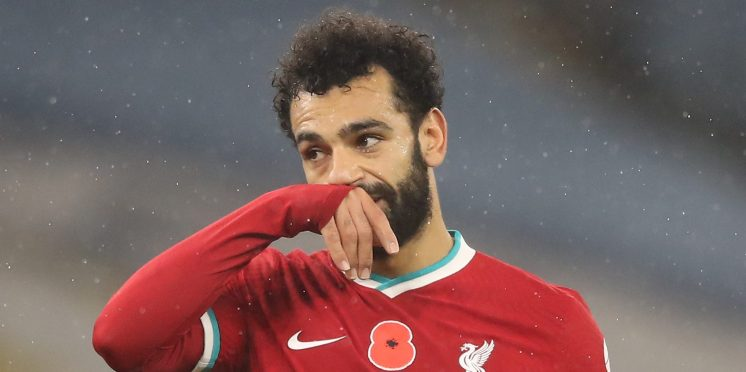 Mohamed Salah will miss Liverpool's clash with Leicester City  - Bóng Đá