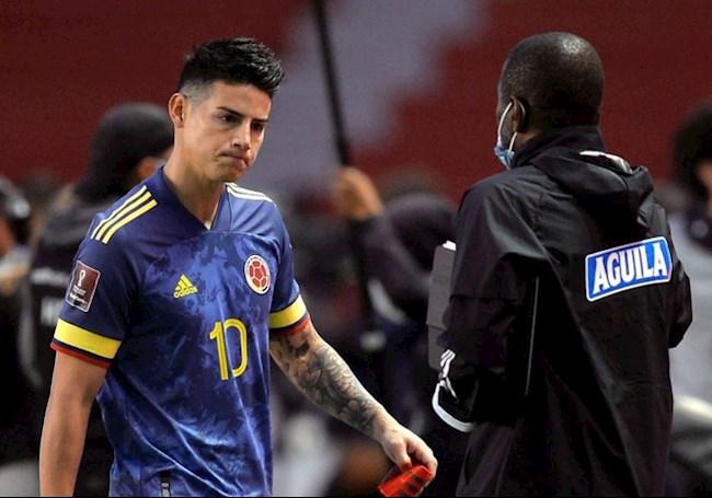 Tiếp bước Đức, ĐT của James Rodriguez thua nhục nhã 6 bàn, cựu HLV M.U sắp bị sa thải - Bóng Đá