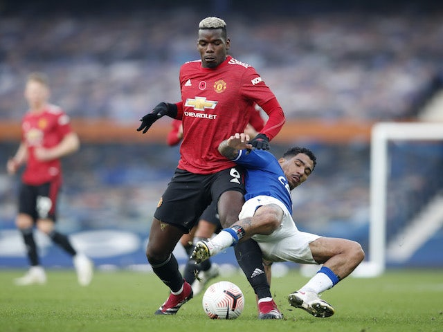 Paul Pogba 'could run down Manchester United contract and leave on a free transfer' - Bóng Đá
