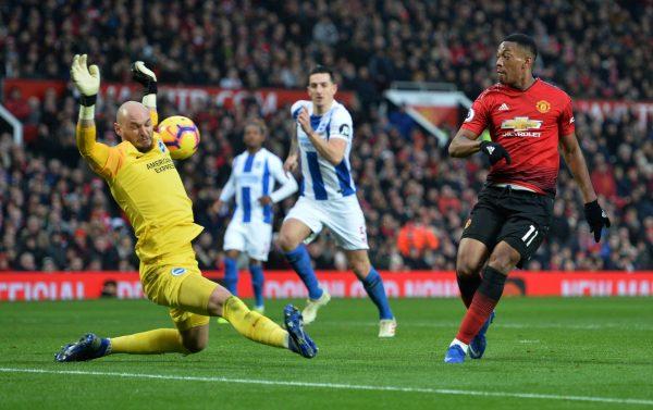 Manchester United: Fans slam Anthony Martial versus West Brom - Bóng Đá