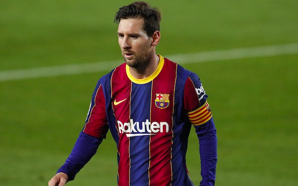 Manchester City 'end Lionel Messi pursuit' - Bóng Đá
