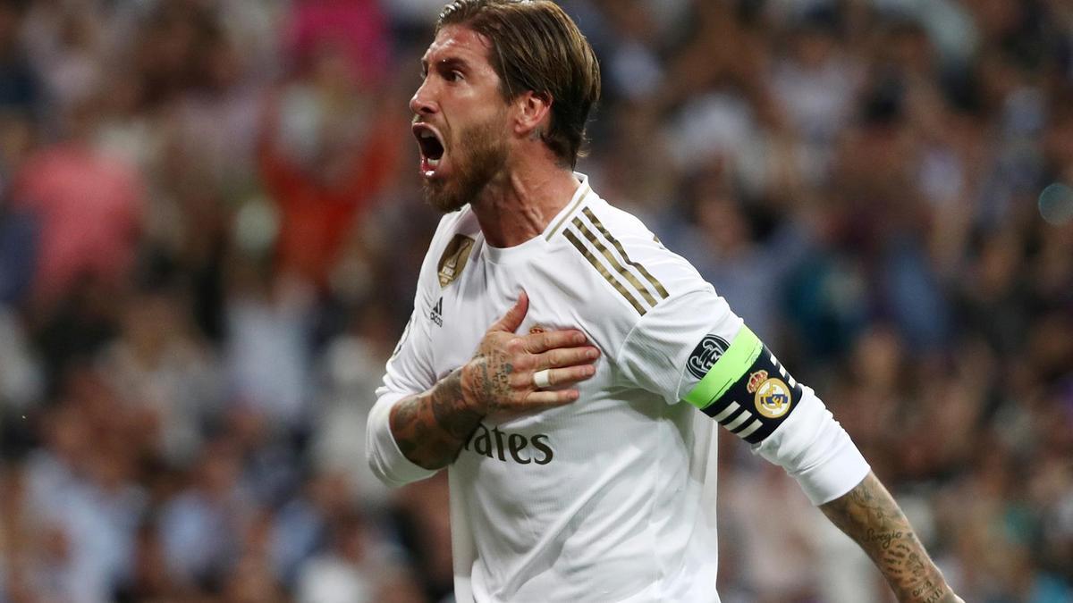 Sergio Ramos is already making waves in PSG's dressing room - Bóng Đá