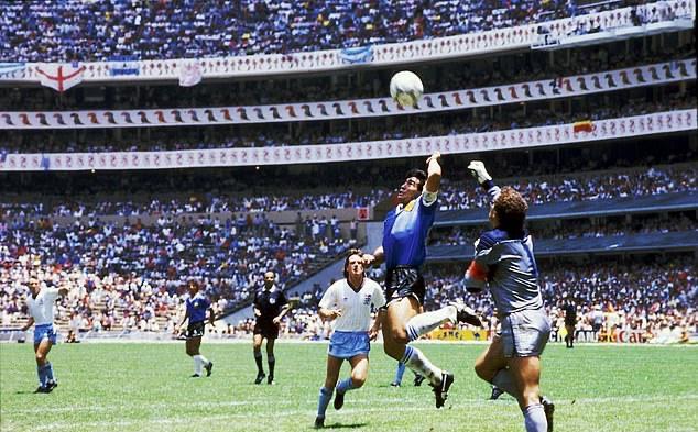 Maradona qua đời - Bóng Đá