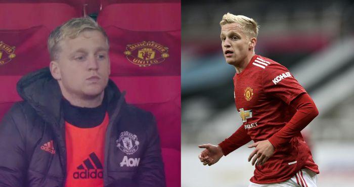 Van de Beek để lộ hình ảnh khác biệt so với khi mới tới Man Utd - Bóng Đá
