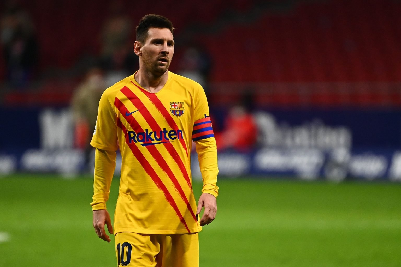 Report: Messi told Laporta that he wants to stay at Barcelona - Bóng Đá