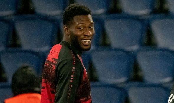 Timothy Fosu-Mensah - Man Utd boss Ole Gunnar Solskjaer's forgotten man responds to Ed Woodward contract offer - Bóng Đá