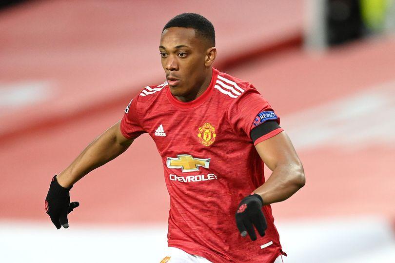 XONG! Rõ lý do Anthony Martial bị loại khỏi đội hình Man Utd - Bóng Đá