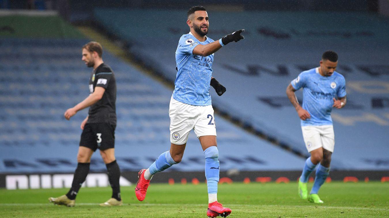 Mahrez lập hattrick, Man City tàn sát Burnley không thương tiếc - Bóng Đá