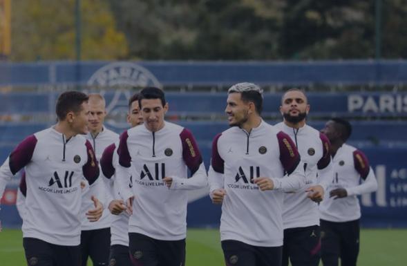 Confirm PSG's travelling squad to Manchester - Bóng Đá