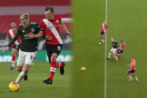 Chưa bàn đẳng cấp, Van de Beek đã cho thấy sự khác biệt quá lớn so với Pogba - Bóng Đá