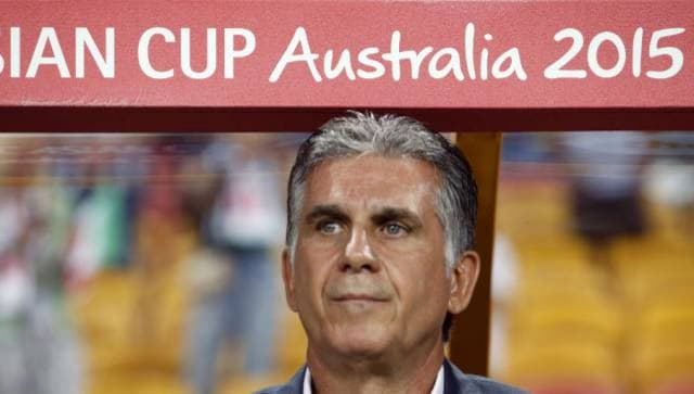 Colombia national team part company with former Real Madrid manager Carlos Queiroz - Bóng Đá
