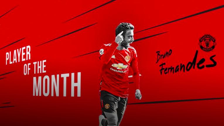 Man Utd player of the month revealed - Bóng Đá