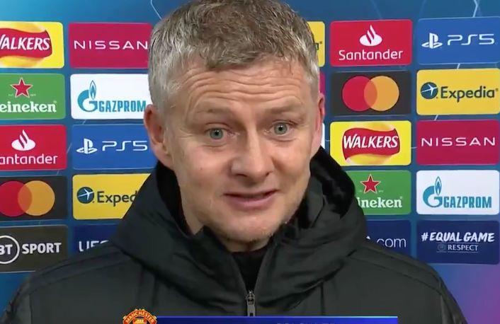 Ole Gunnar Solskjaer gave his verdict on Fred's sending off at full-time. - Bóng Đá