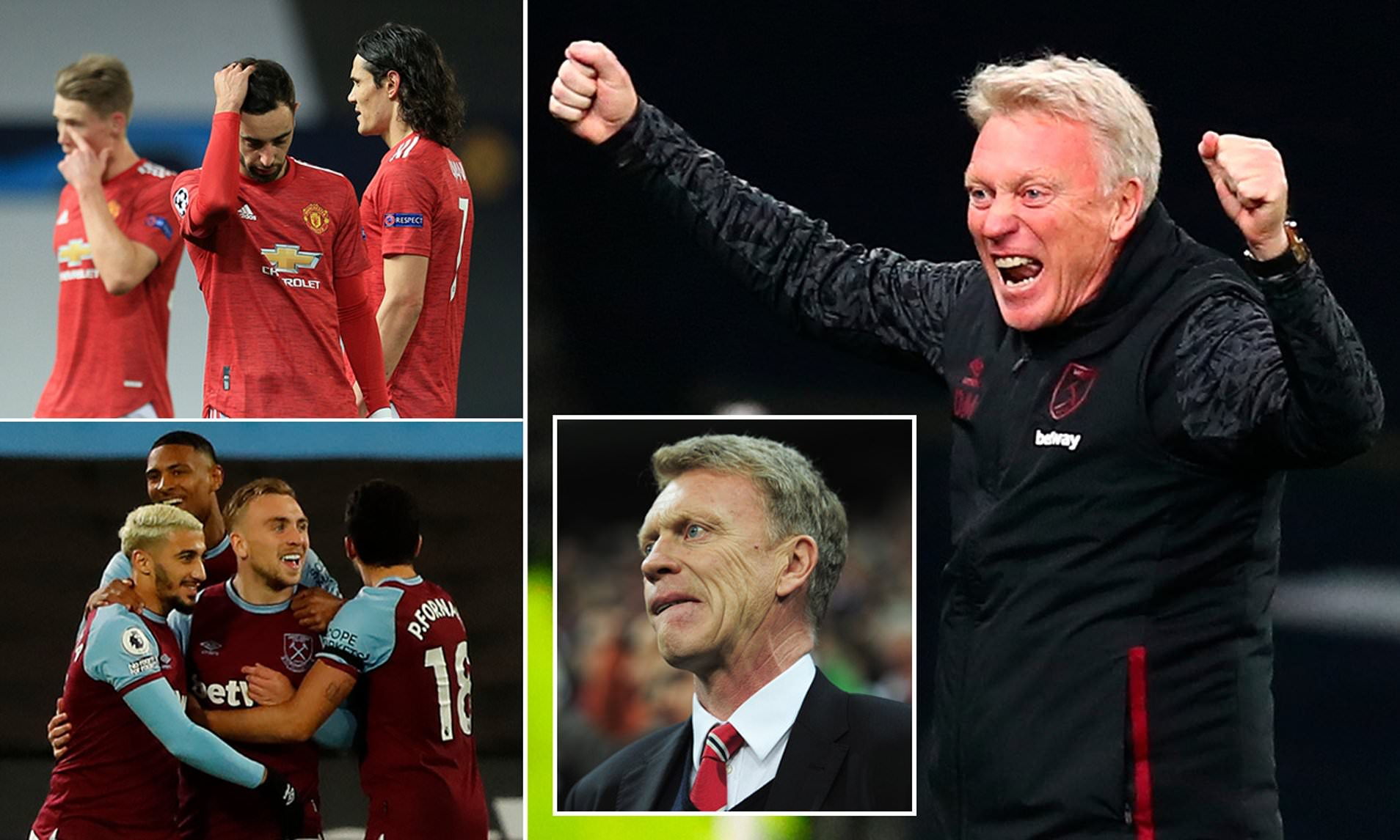 Sự trả thù ngọt ngào của David Moyes tới Man Utd? - Bóng Đá
