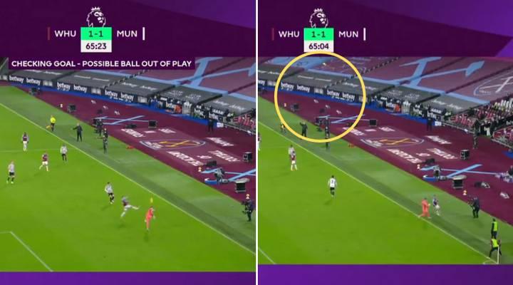 VAR Called Into Action Over Dean Henderson's Clearance In Build-Up For Paul Pogba's Sensational Goal - Bóng Đá
