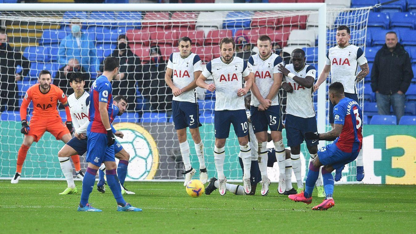 Son ghi hattrick, Tottenham hủy diệt Crystal Palace  - Bóng Đá