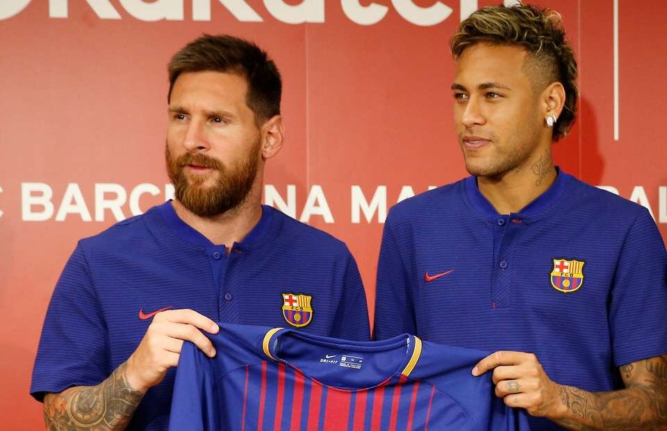 Neymar sends Instagram message to Lionel Messi after PSG draw Barcelona in Champions League - Bóng Đá