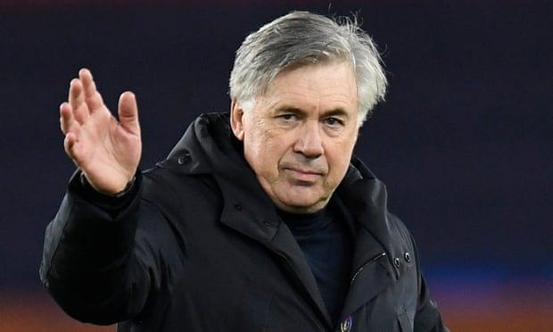 Carlo Ancelotti vows to make Everton compete at top to repay Moshiri - Bóng Đá