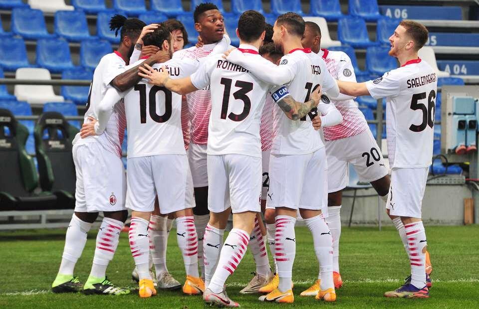 CHOÁNG! AC Milan ghi bàn thắng nhanh nhất lịch sử Serie A - Bóng Đá