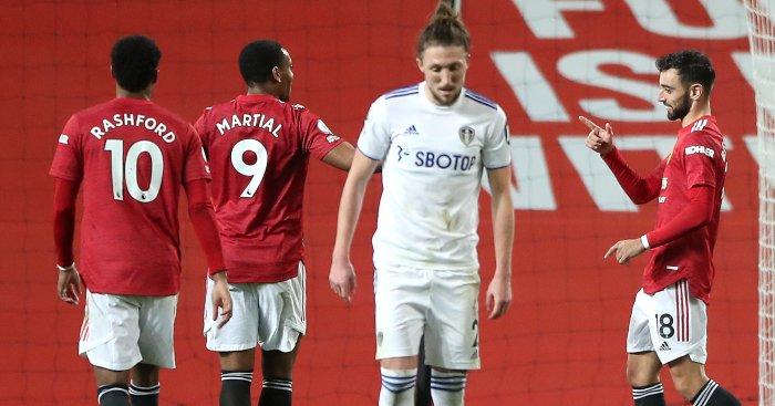 Tới 9 sự thay đổi, Man Utd ra sân với đội hình nào đấu Everton? - Bóng Đá