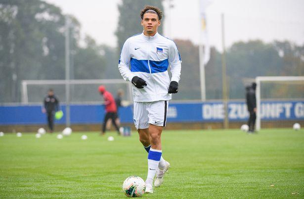 Hertha granting Omar Rekik permission to undergo a medical with the Gunners. - Bóng Đá
