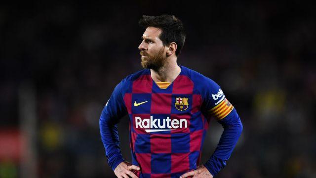Ronald Koeman on Lionel Messi -  - Bóng Đá
