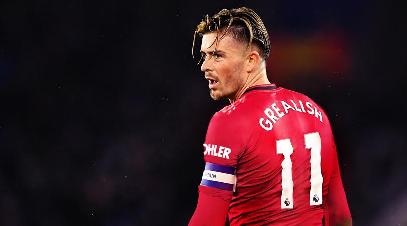 Động thái quá rõ ràng, Jack Grealish đã muốn tới Man Utd - Bóng Đá