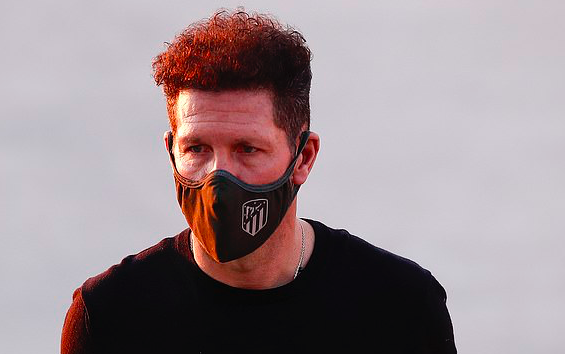 Diego Simeone hints at Atletico Madrid exit as he claims he will make amends for shock Copa del Rey defeat  - Bóng Đá