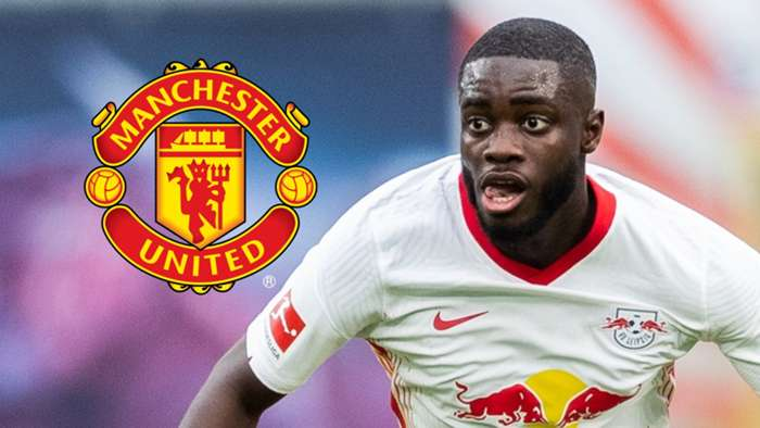 RB Leipzig hint they're willing to listen to offers for Man Utd & Liverpool-linked Upamecano - Bóng Đá