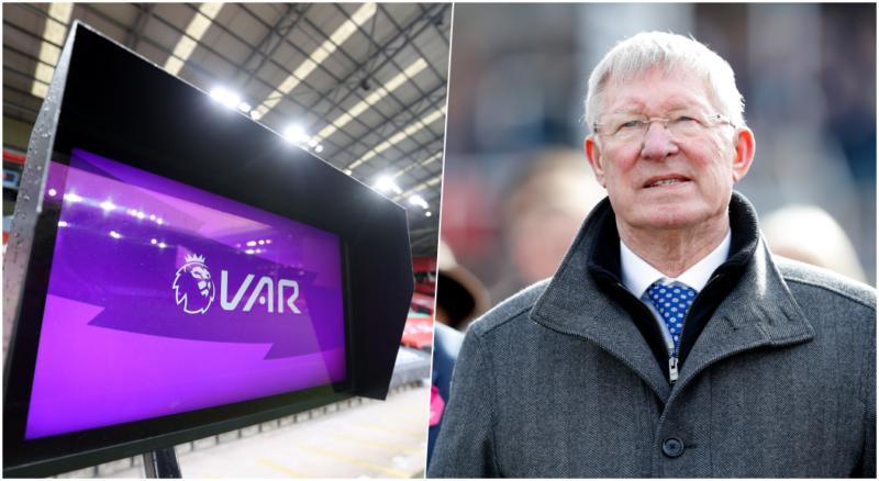 Alex Ferguson reveals his feelings about VAR - Bóng Đá