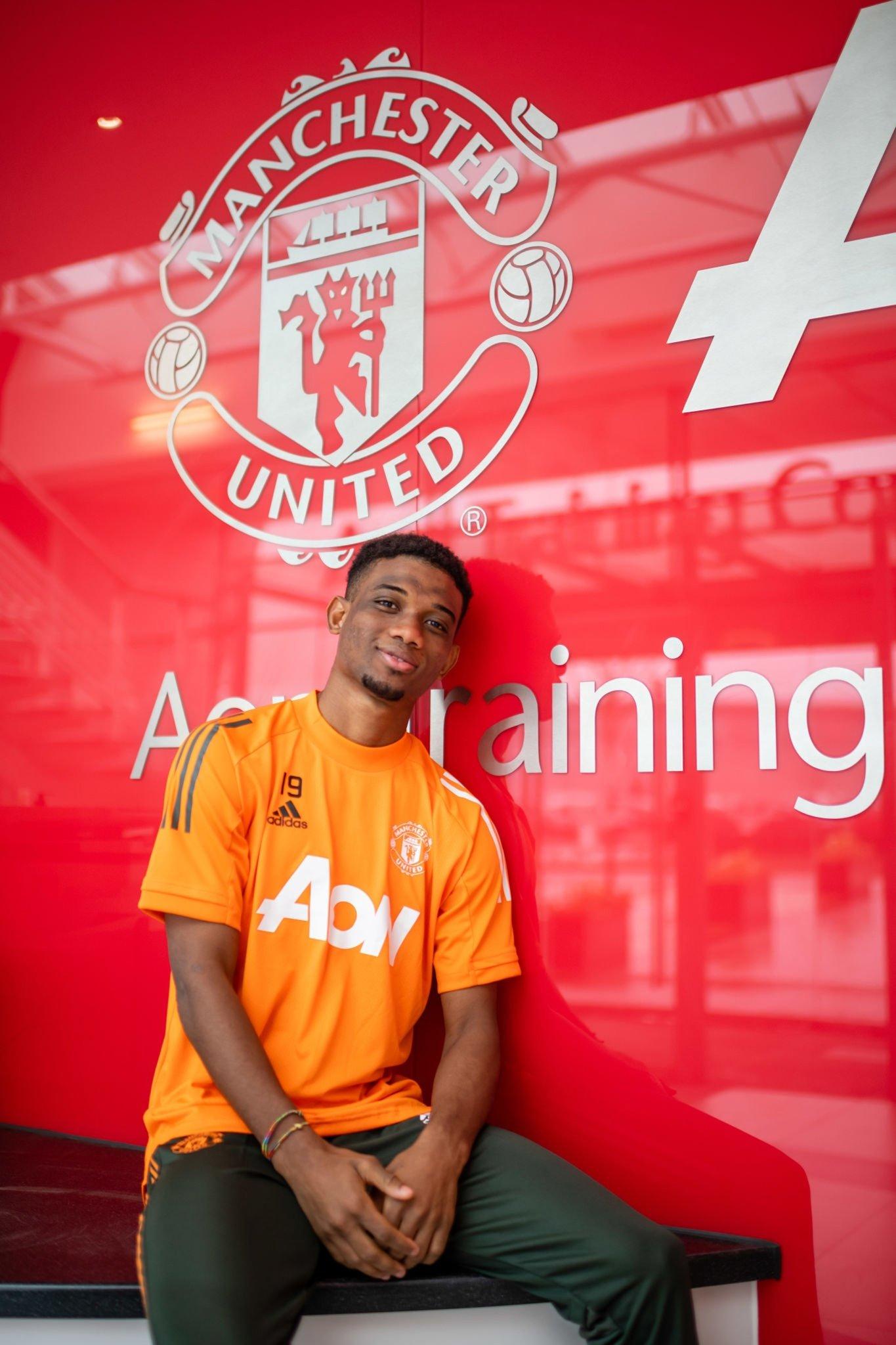 Amad Diallo ra mắt Man Utd - Bóng Đá