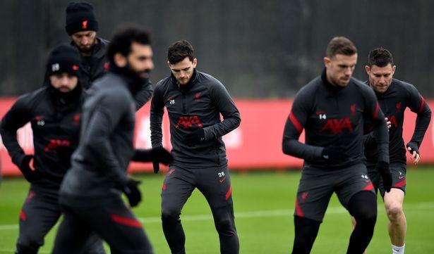 Liverpool get double fitness blow ahead of huge Premier League clash with Man Utd - Bóng Đá
