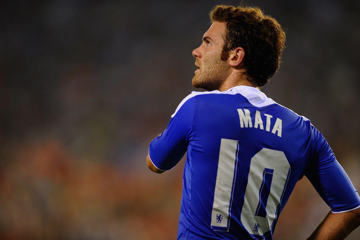 Juan Mata từng đẳng cấp, là