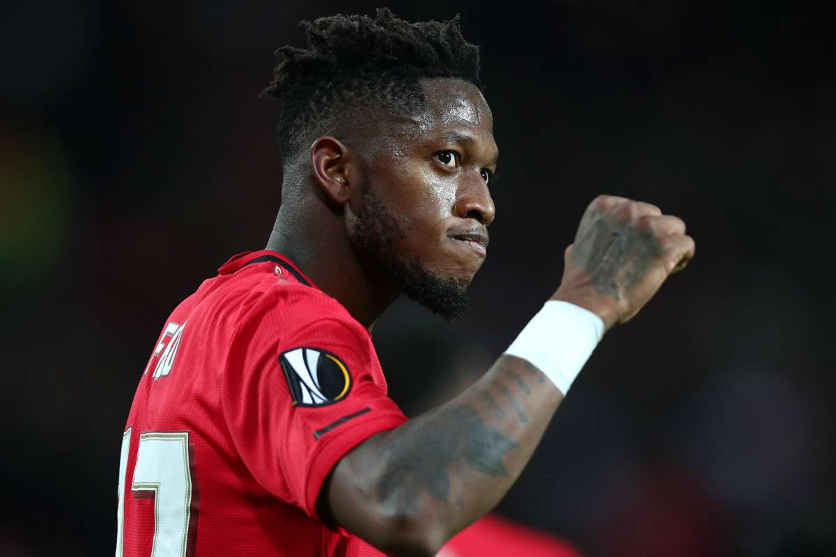 "Fred - ""I was even treated as a flop"" – Man United player answers back after media and fan criticism - Bóng Đá"
