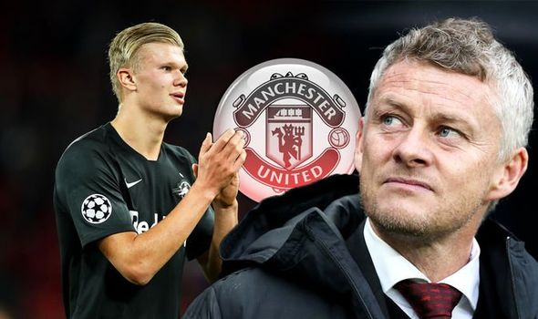 Michael Owen - Man Utd backed to secure signing of £130,000-a-week 'machine' Erling Haaland - Bóng Đá