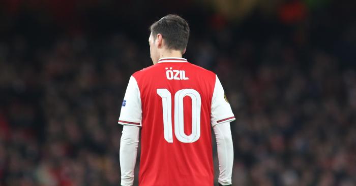 Nc247info tổng hợp: Sau tất cả, Mesut Ozil đã chia tay Arsenal