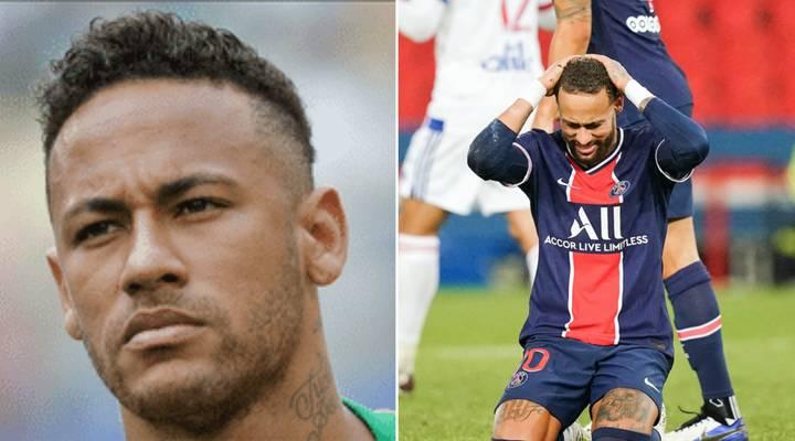 Neymar: Tôi đã từng nghĩ đến chuyện giải nghệ - Bóng Đá