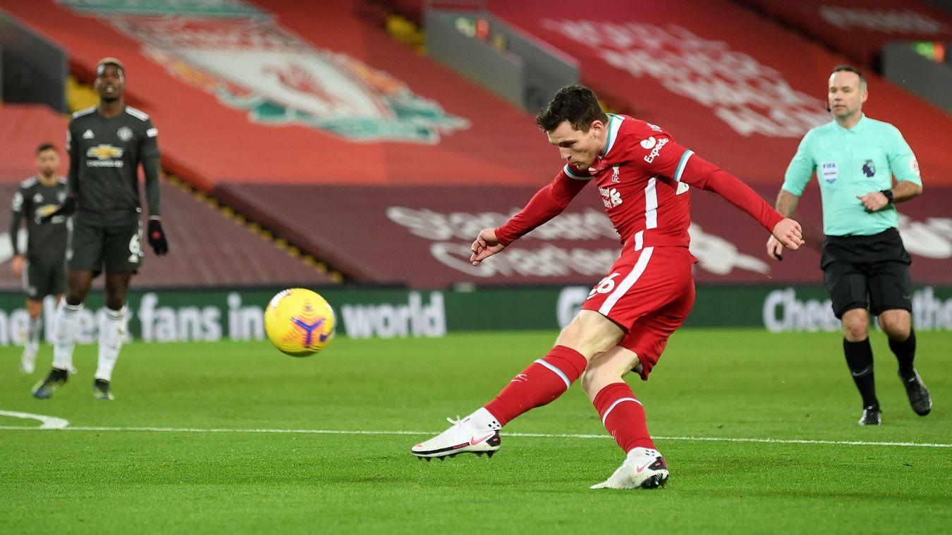 10 thống kê khủng Liverpool 0-0 M.U: - Bóng Đá