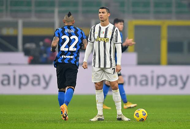 Cristiano Ronaldo: 2/10 against Inter Milan - Bóng Đá