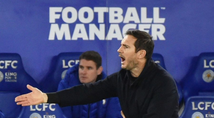 LAMPARD SLAMS CHELSEA PLAYERS: WE DIDN'T DO THE BARE MINIMUM - Bóng Đá