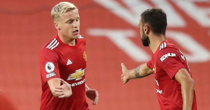 Donny van de Beek in line for rare start vs Fulham - Bóng Đá