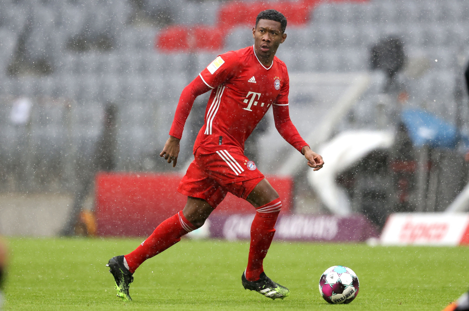 David Alaba could still join Liverpool on free transfer from Bayern Munich and has NOT signed agreement with Real Madrid - Bóng Đá