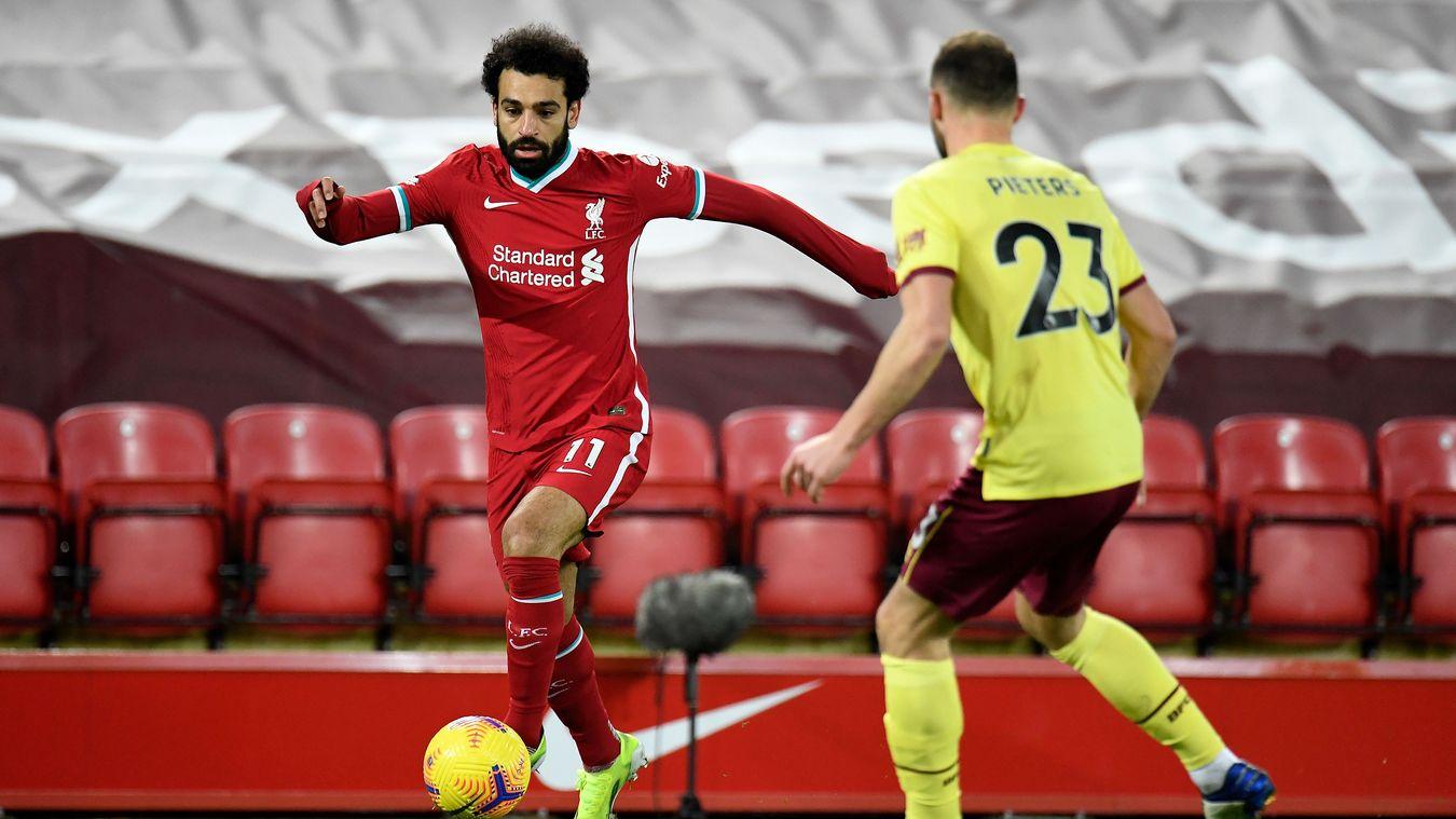 10 thống kê Liverpool 0-1 Burnley: Siêu tệ hại, cú sốc tại Anfield! - Bóng Đá
