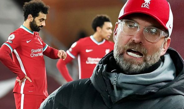 Liverpool boss Jurgen Klopp makes title admission as Burnley loss opens up Man Utd gap - Bóng Đá