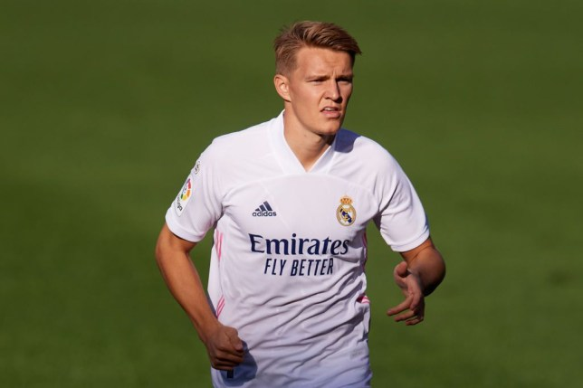 Arsenal reach agreement to sign Martin Odegaard from Real Madrid - Bóng Đá