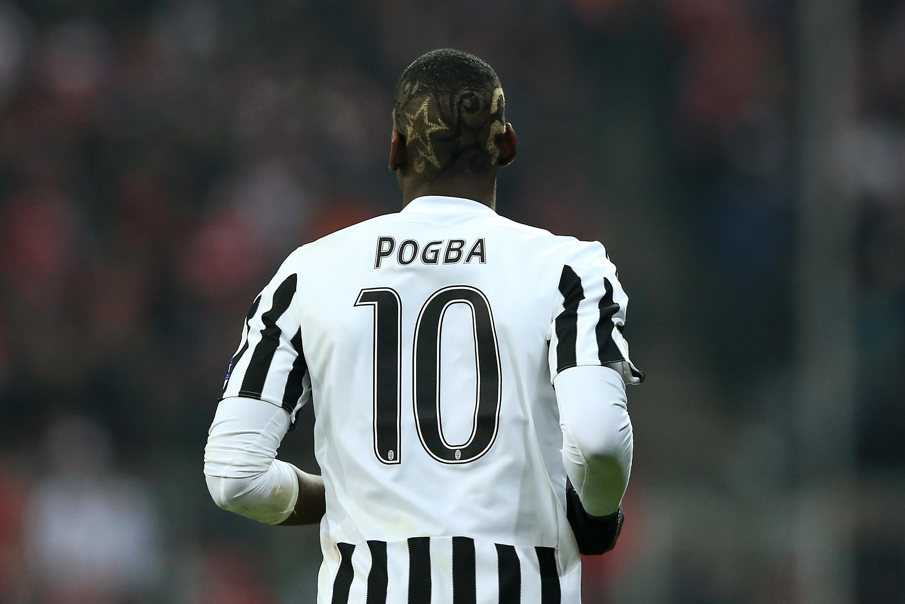 Bằng chứng Pogba vẫn đẳng cấp dù ở Juve hay M.U - Bóng Đá