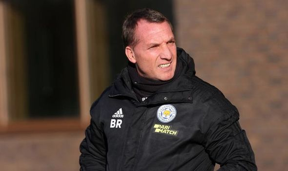 Brendan Rodgers' stance on Chelsea job if Roman Abramovich forced to sack Frank Lampard - Bóng Đá