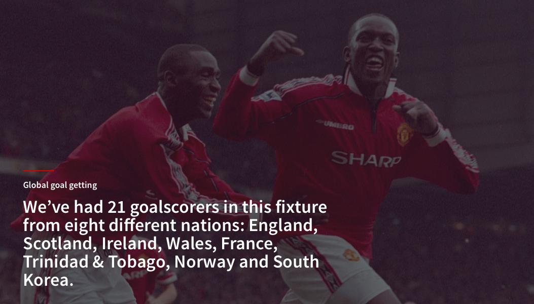 10 thống kê thú vị trước trận M.U - Liverpool - Bóng Đá